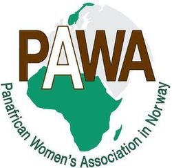 PAWA Panafrican Women Association logo